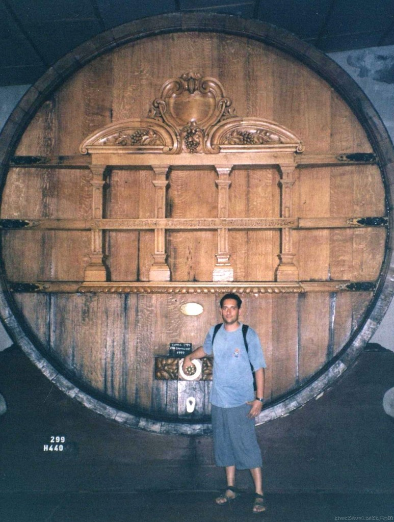 wine barrel 773x1024 argentina  photo