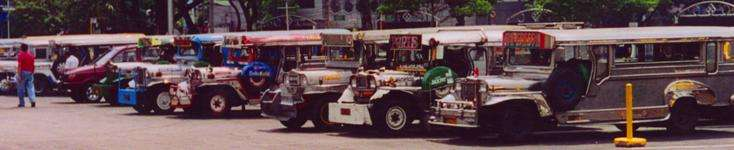 jeepneys philippines  photo