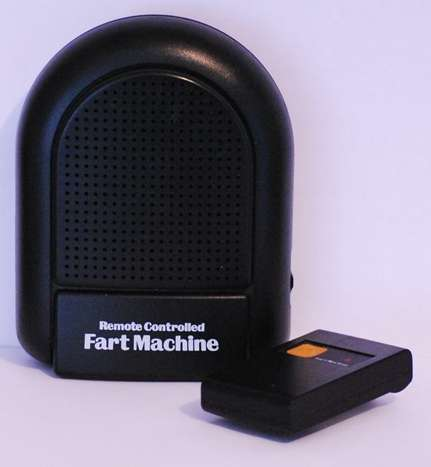 remote control fart machine travel gadgets travel tips 2  photo