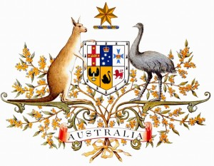 arms of australia 300x233 food and drink  photo image