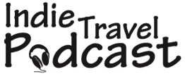 Indie Travel Podcast logo travel podcasts interviews indonesia pestablogger 2009  photo