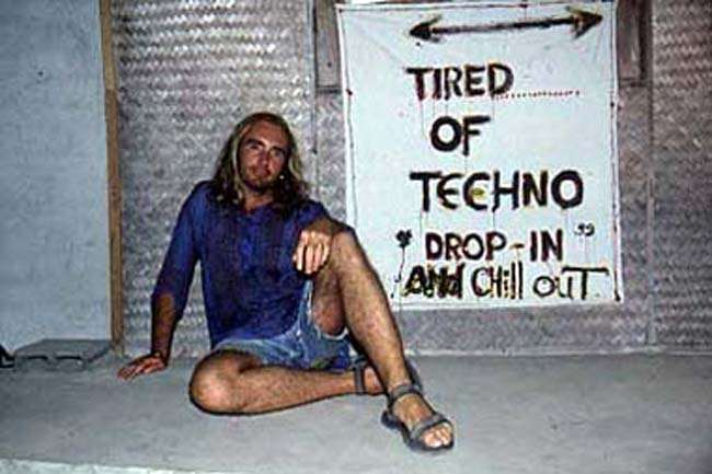 Peter Moore Tired of Techno interviews australia  photo