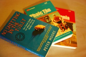 Travel Books - Funny