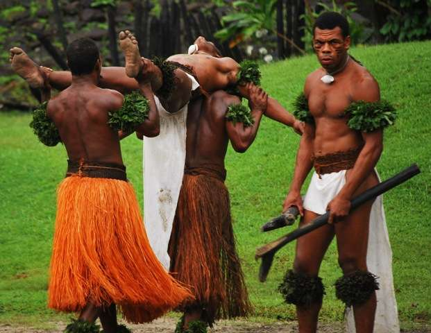 Cannibal Stories From Fiji fiji photo