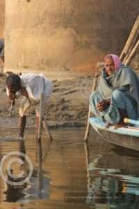Morning on the Ganges - India #2
