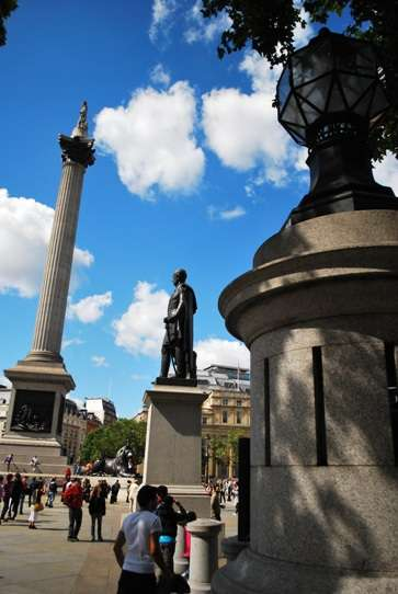 Trafalgar Square London Walks and Quirky London Tours england  photo