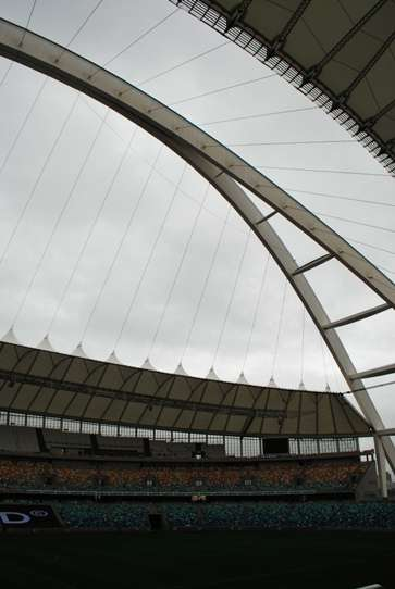 Bungy Jump Moses Mabhida Stadium south africa  photo