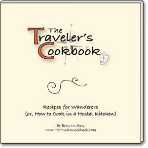 The Travelers Cookbook south africa  photo image