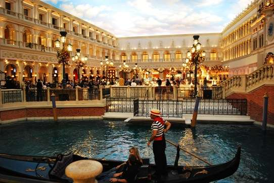 The Venetian Casino Las Vegas united states  photo