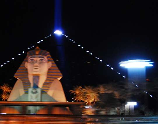 Luxor Casino Las Vegas united states  photo