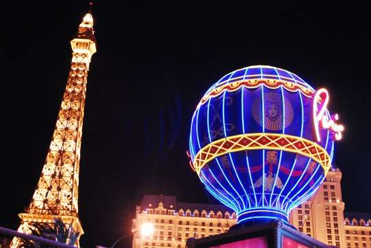 Paris Las Vegas Casino united states  photo