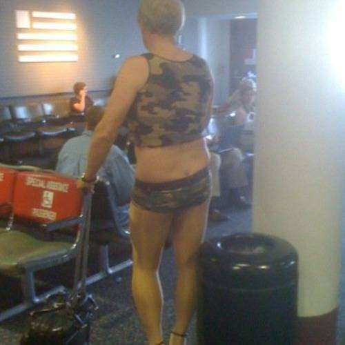 People At Airports air travel  photo