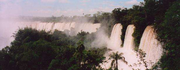 Iguazu Falls Argentina Side brazil argentina  photo