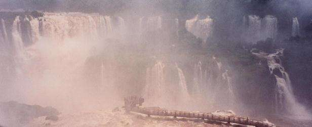Iguazu Falls Brazil Side brazil argentina  photo