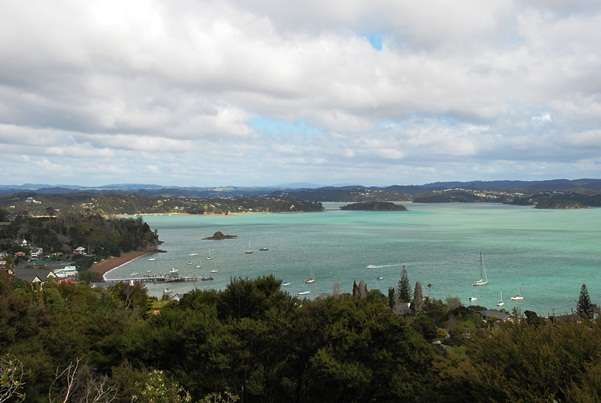 Bay Of Islands Tour Guide in Russell New Zealand the great crusade new zealand  photo image