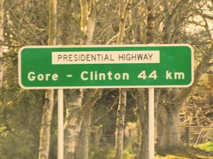 Presidential Race - Presidential Highway in New Zealand