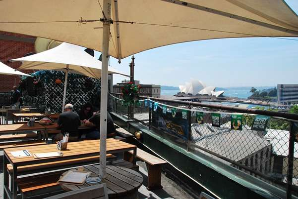 Rooftop Bars and Pubs Sydney Australia