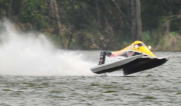 Power Boat Accident australia  photo image