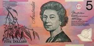 Australian Five Dollar Note Joke