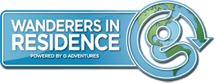 G Adventures - Wanderer in Residence