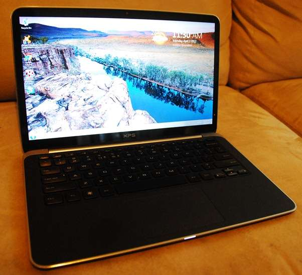 Dell Ultrabook XPS 13 Laptop travel gadgets travel tips 2  photo
