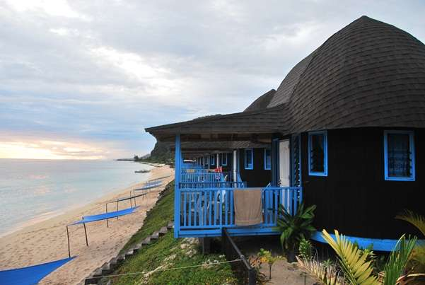 Upolu Accommodation Litia Sini Beach Resort samoa  photo