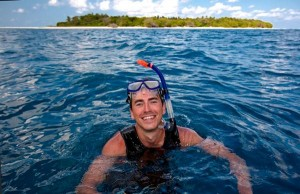 Simon Reeve Indian Ocean