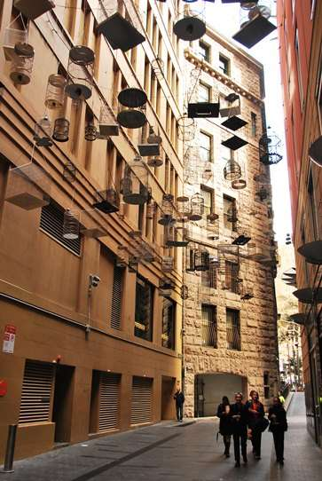 Angel Place Sydney Australia