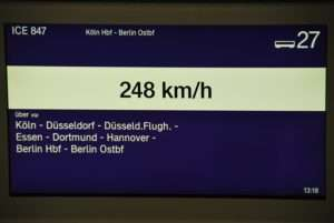 High Speed Trains Europe
