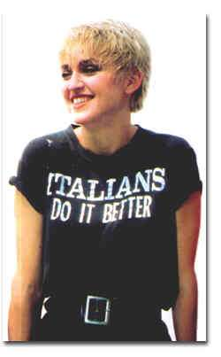 Madonna Italians Do It Better
