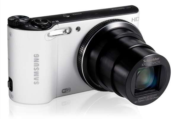 Samsung Compact Digital Camera Review