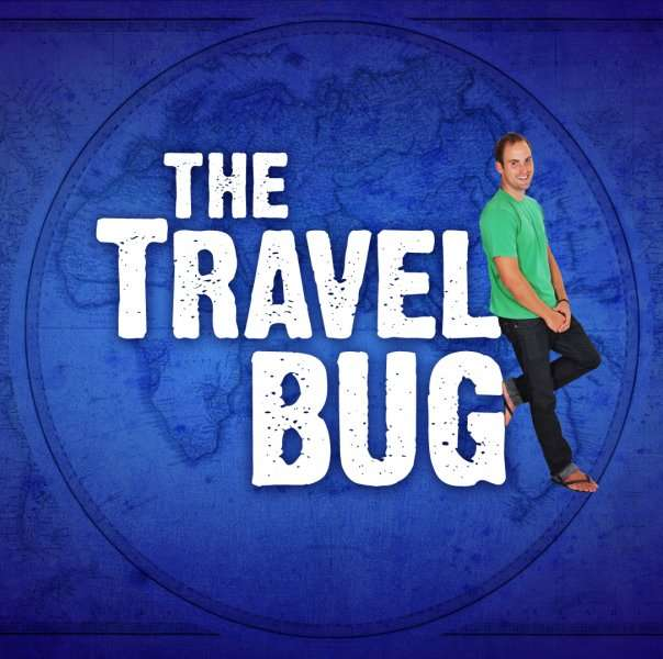 The Travel Bug TV Interview Morgan Burrett interviews  photo image