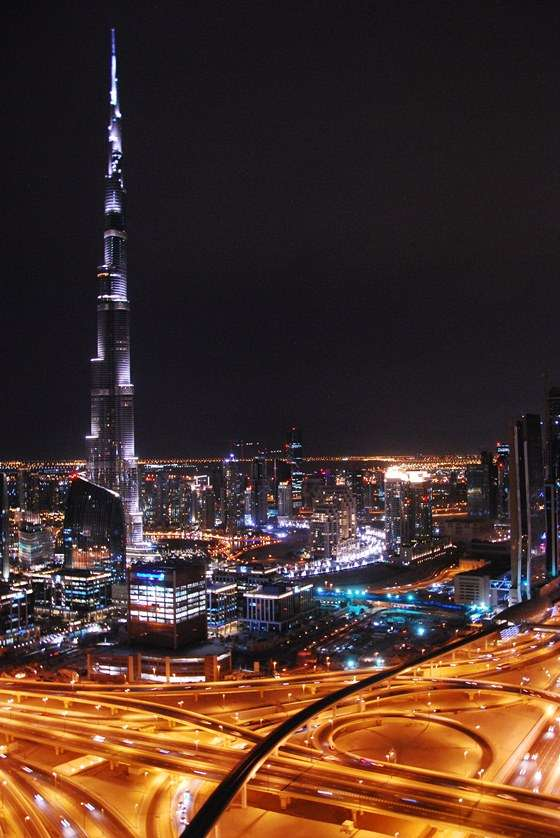 Burj Khalifa Dubai Skyline united arab emirates  photo