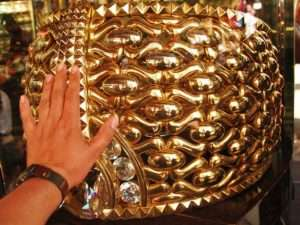 The World's Largest Gold Ring