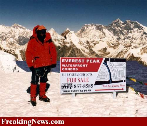 Mount Everest Funny interviews  photo