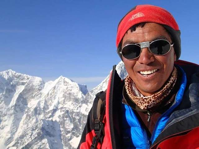 Sherpa Guide interviews  photo