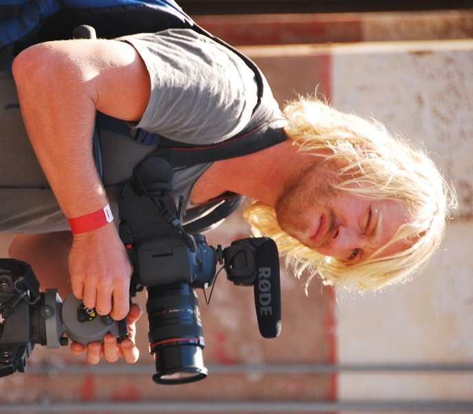 Travel Videographer Interview - Tim Charody