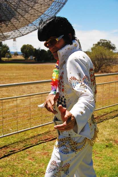 Elvis Parkes Festival australia  photo