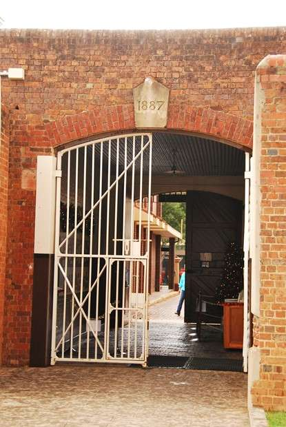 Old Dubbo Gaol australia  photo