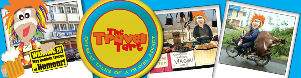 The Amazing Race Silly Tips Satire! | The Travel Tart Blog