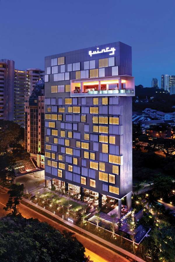Hotels in Orchard Road Singapore | Grand Park Orchard
