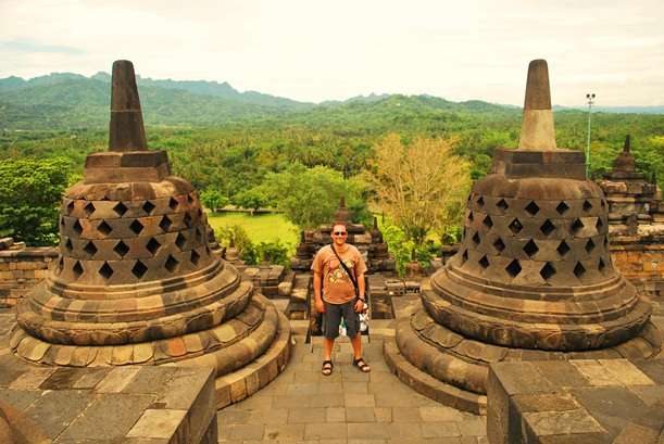 Borobodur Temple Indonesia - The Travel Tart