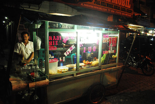 Teh Telur Stall   Pekanbaru indonesia pestablogger 2009  photo