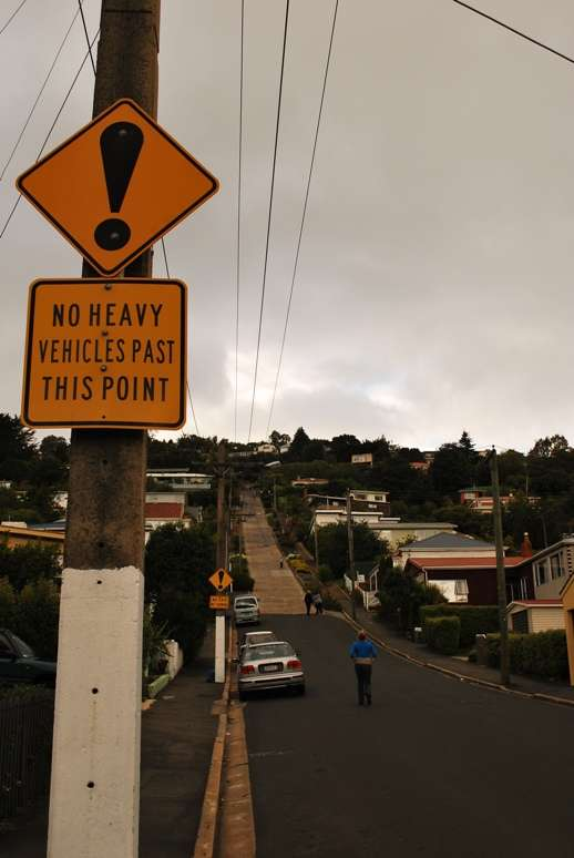 Steepest Street On Earth