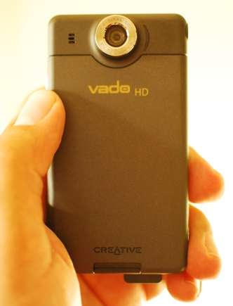 Vado HD Video Recorder Travel Gadget