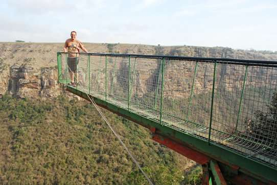 Canyon South Africa - Viewing Ledge