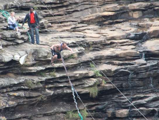 Gorge Swing - World's Highest Biggest Oribi Gorge South Africa