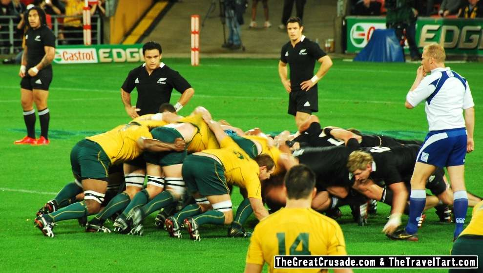 Rugby Funny Moments and The Great Crusade!