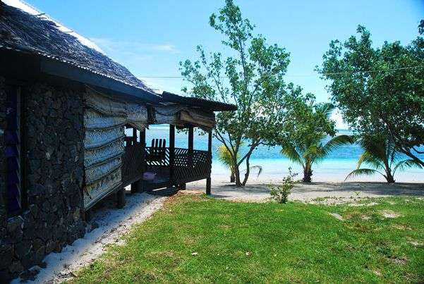 Beachside Accommodation - Stevensens Savai'i Samoa