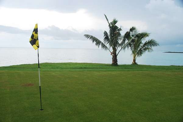 Beachside Golf Course